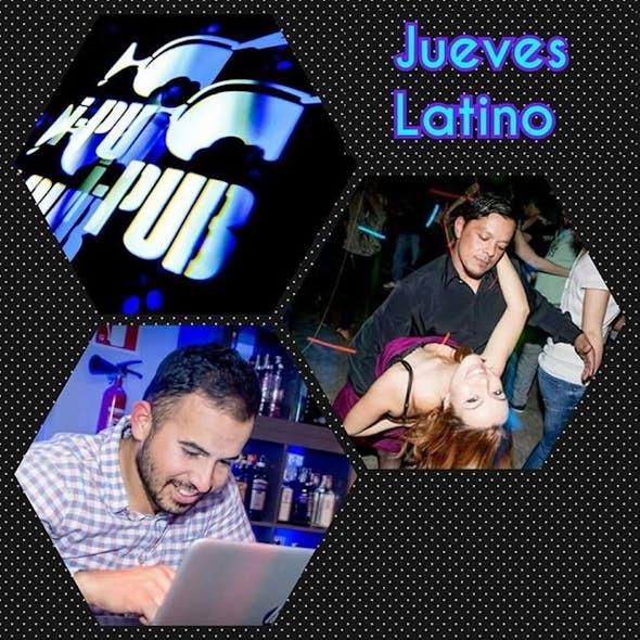 Jueves Noche Social en I-Pub