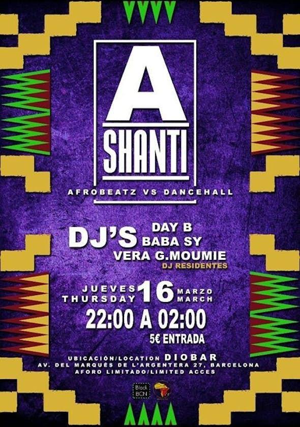 Ashanti : Afrobeatz Vs Dancehall