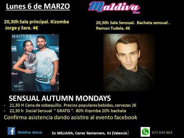 Monday sensual 6 march