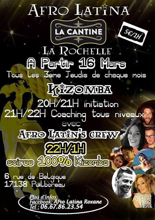 La Mensuel D'Afro Latina A La Rochelle 2