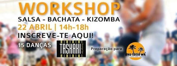 Workshops De Iniciaçâo Pxo Latin Weekend 2017