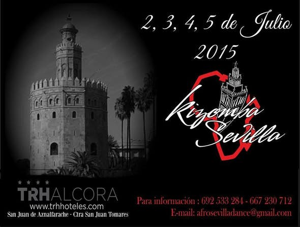 Festival Internacional IV Encuentro (Afro Latina Sevilla Dance)