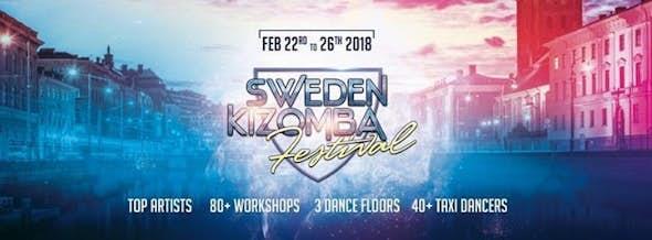 Sweden Kizomba Festival 2018