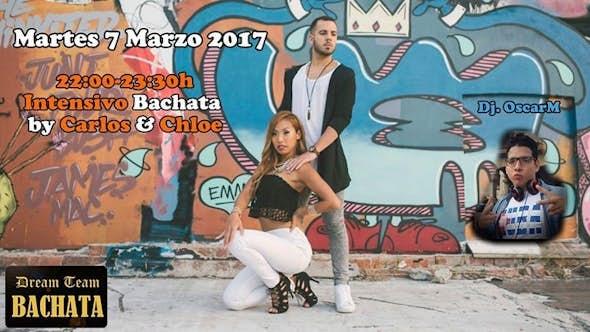 Intensivo de Bachata by Carlos & Chloe