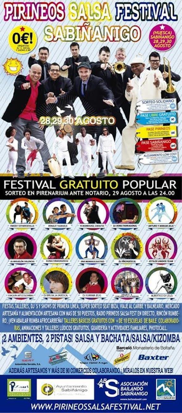 Pirineos Salsa Festival 2015