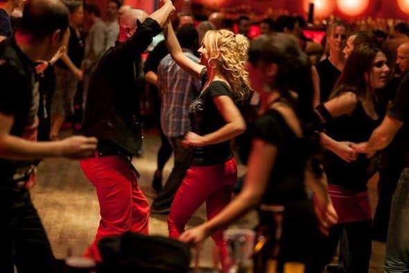 Salsa Cantina Party in der NachtKantine