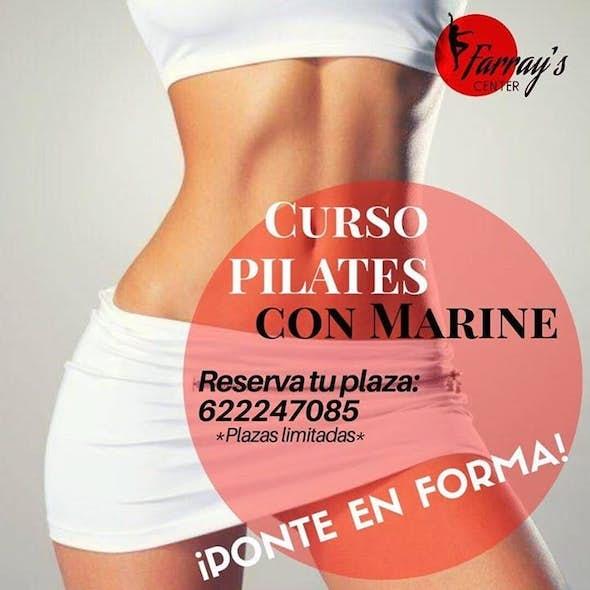 ¡novedad! Nuevo Curso De Pilates Con Marine En Farray's Center