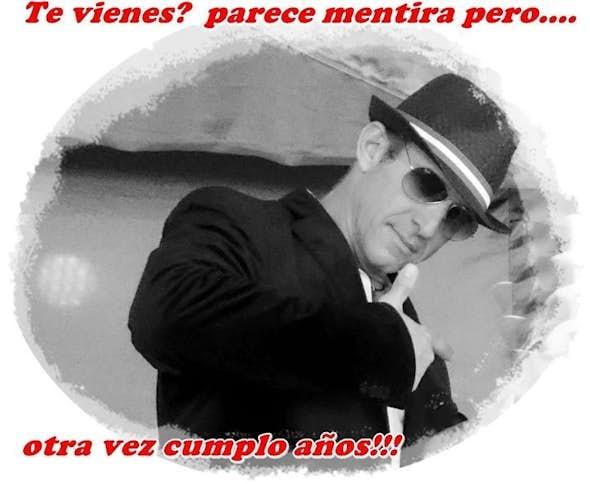 Fiesta salsa Birthday of Ernesto Miari