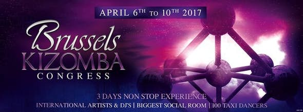 Thursday Pre Party - Brussels Kizomba Congress