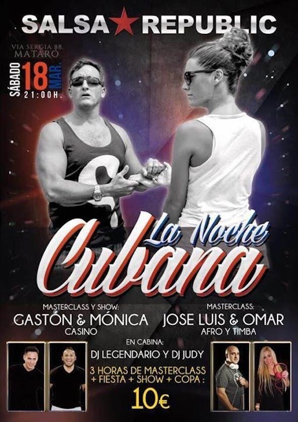 La Noche Cubana en Salsa Republic