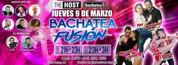 Thursday 09/03 Bachatea Fusion
