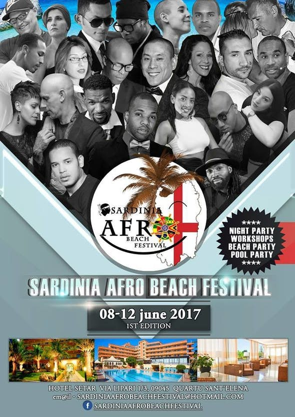 Sardinia Afro Beach Festival 2017