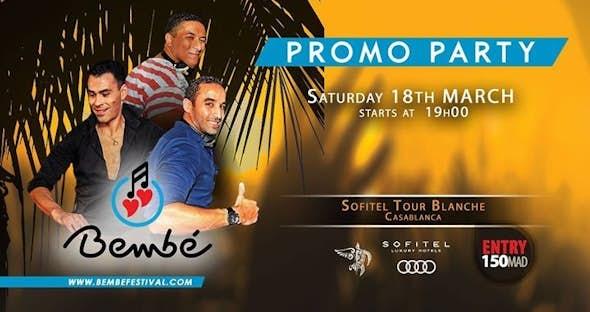 BEMBE Promo Party Casablanca