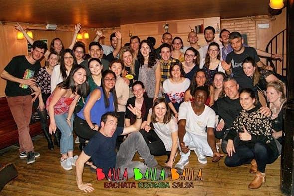Sunday of Salsa, Bachata & Kizomba in El Born (Bcn)