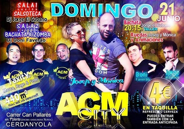 Sunday in ACM City