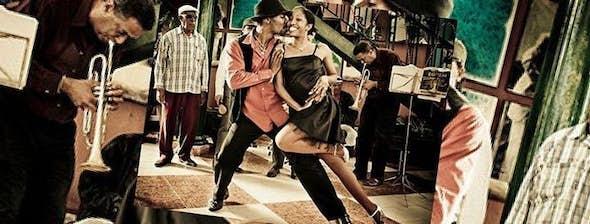 Kubánska Salsa - demo lekcia zdarma