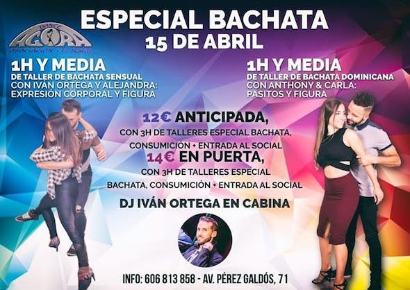 Special bachata April 15,
