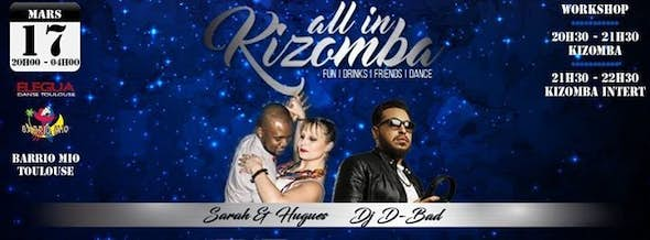 All in Kizomba Toulouse