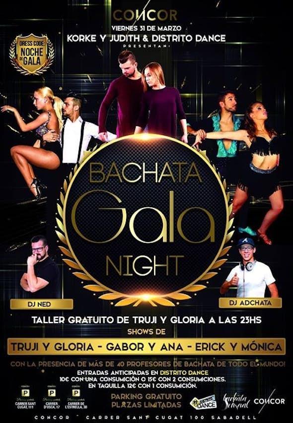 Bachata Gala Night! La noche mas bachatera del año