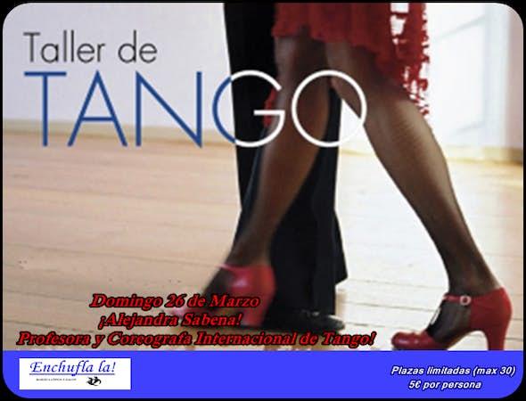 taller de tango iniciacion al tango