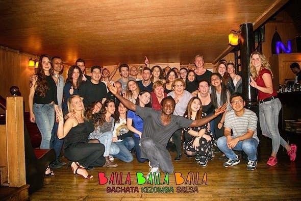 Domingo de Salsa, Bachata & Kizomba en El Born (Bcn)