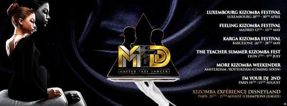 MTD contest at Karga Kizomba Festival Barcelona 2017