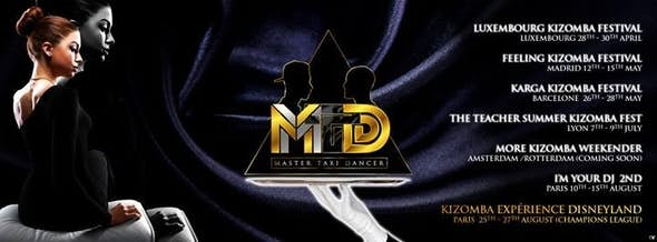 MTD contest en el Karga Kizomba Festival Barcelona 2017