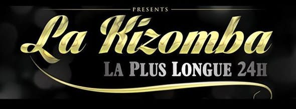 La Kizomba La PLUS Longue Congress 2017