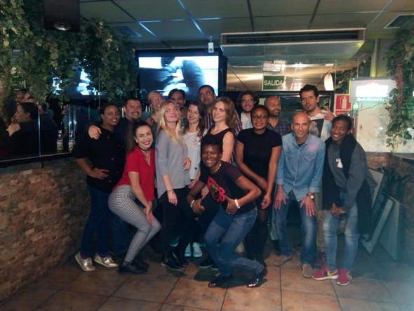 African Wednesday Night at Raimon Bar