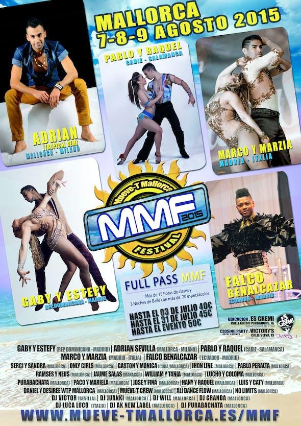 MMF 2015 - Mueve-T Mallorca Festival 2015