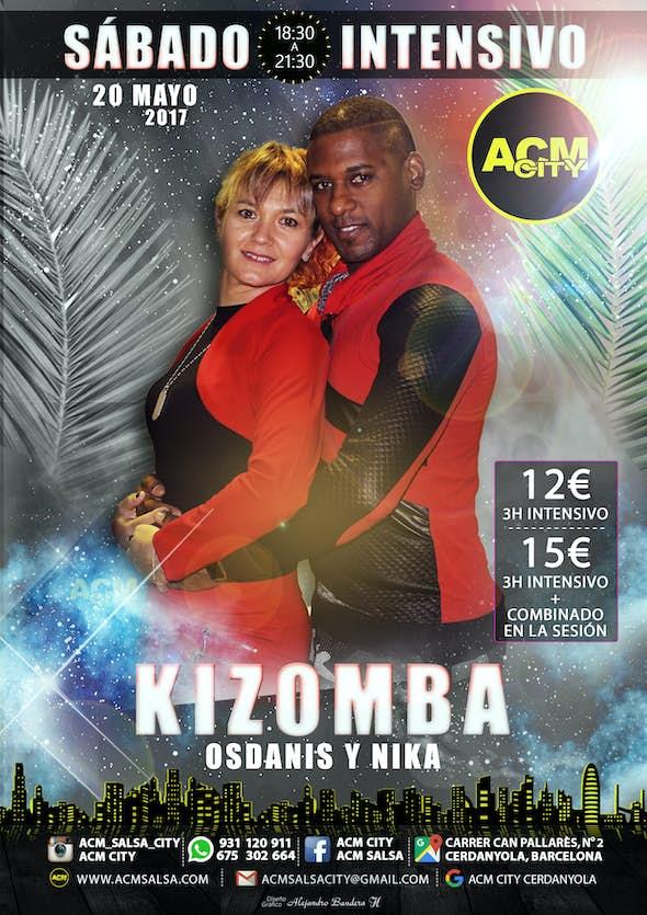 20 de Mayo: INTENSIVO de KIZOMBA