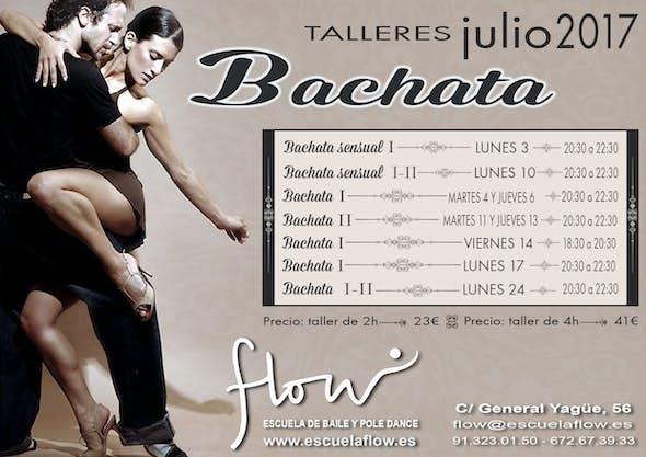 Bachata y Bachata Sensual