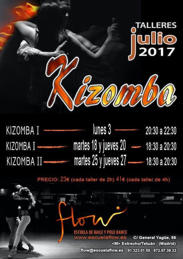 Talleres de Kizomba