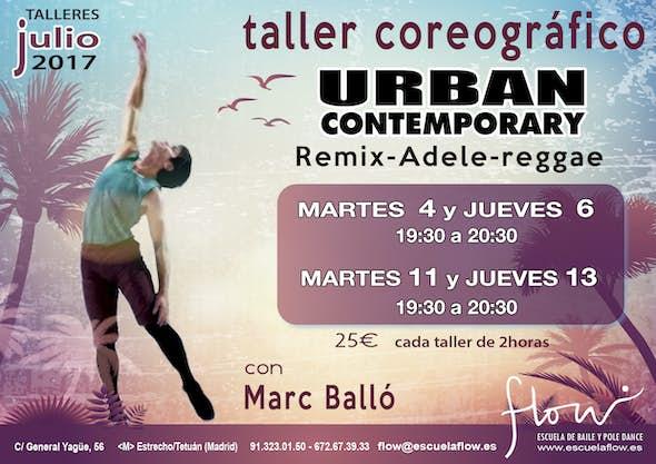 Taller Coreográfico (Remix Adele Reggae)