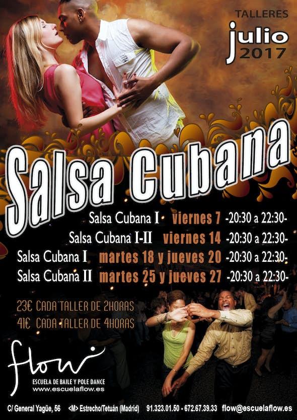 Taller de Salsa cubana