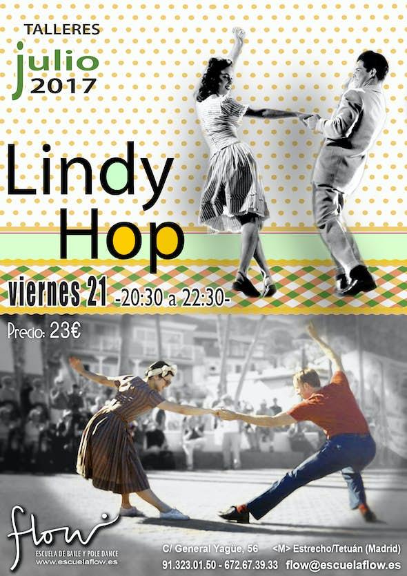 Taller de Lindy Hop
