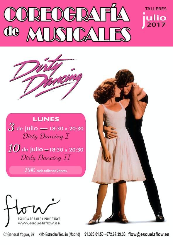 Coreografía de Musicales: Dirty Dancing