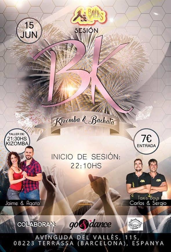Sesión Bachata y Kizomba en Ball Vallés
