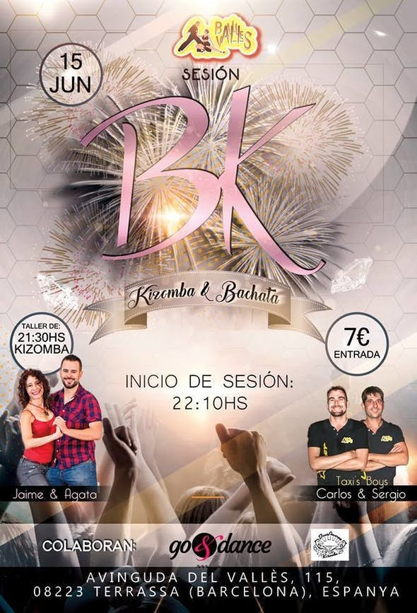 Session Bachata and Kizomba in Ball Vallés