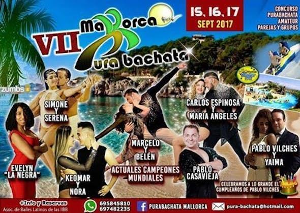 PuraBachata Mallorca Congress 2017 (7th Edition)