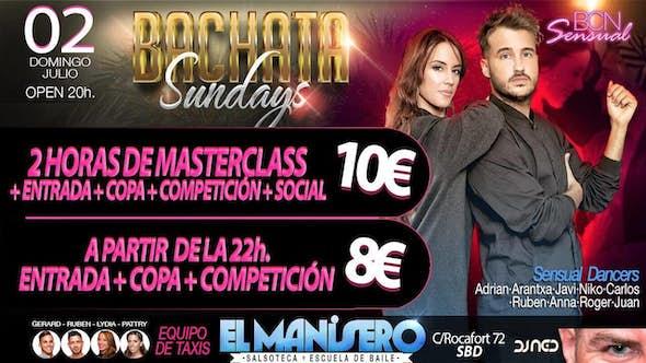 2 Horas Master Class Dario & Sara + fiesta y social