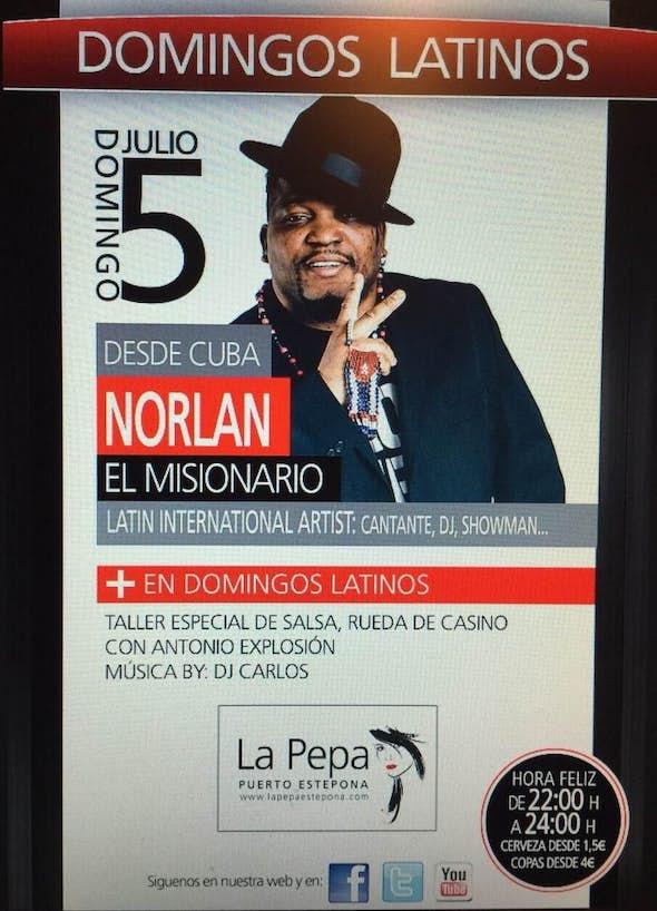 """NORLAN El Misionario """"The Artist"""""""