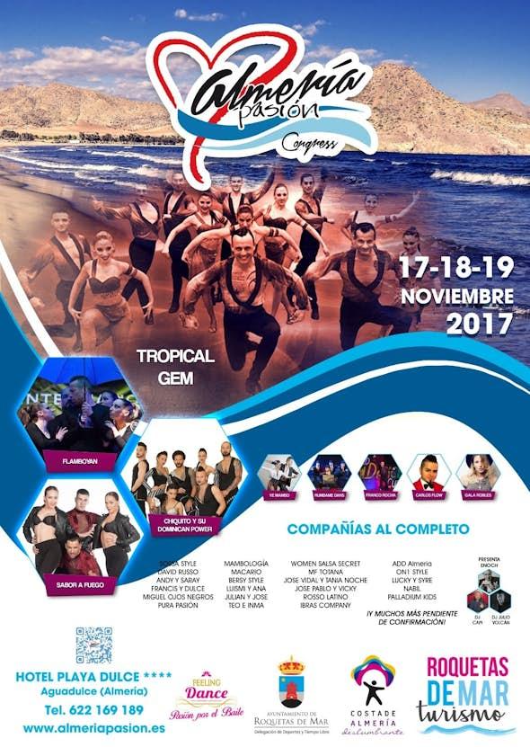 Almería Pasión Congress 2017