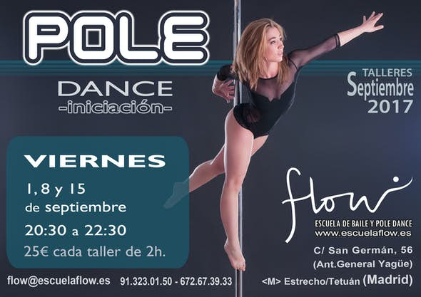 Talleres de Pole Dance