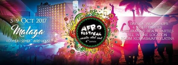 Afrofestival Costa del Sol 2017 (IV Edición)