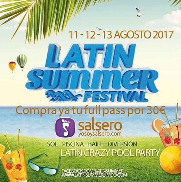 Latin Summer Festival 2017 (3ª Edición)