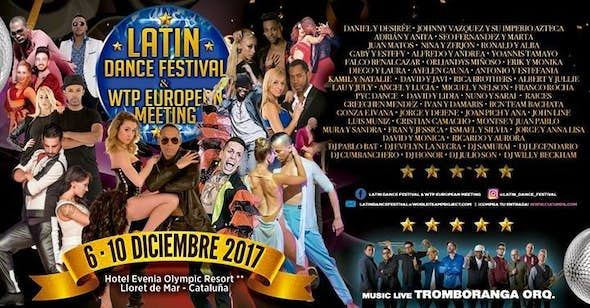 Latin Dance Festival 2017 & WTP European Meeting 2017