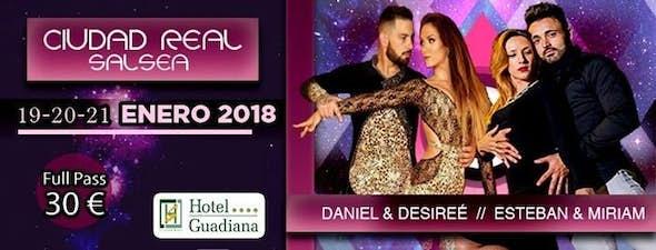 Ciudad Real Salsea 2018 (VIII Edition)