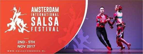 Amsterdam International Salsa Festival 2017