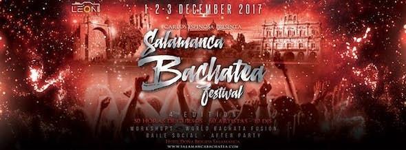 Salamanca Bachatea Festival 2017 + World Bachata Fusion